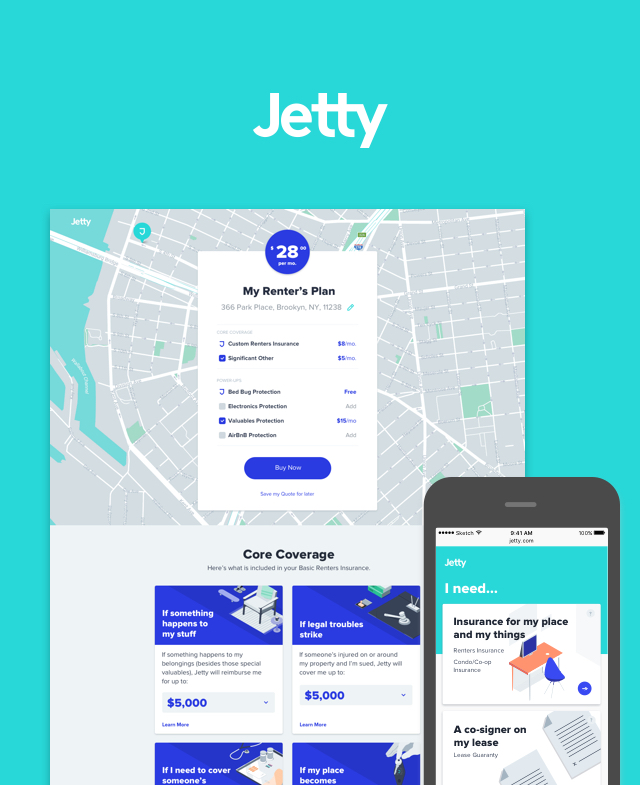 Jetty Insurance Overview